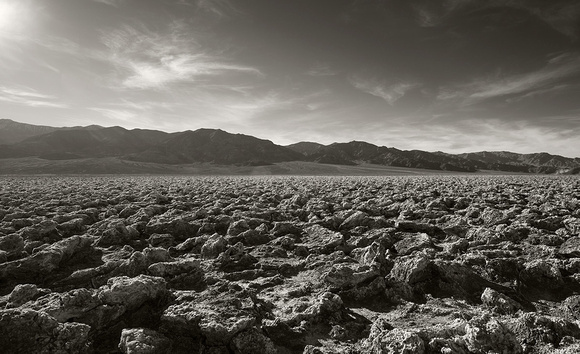 DV0792 Badwater Basin - Death Valley